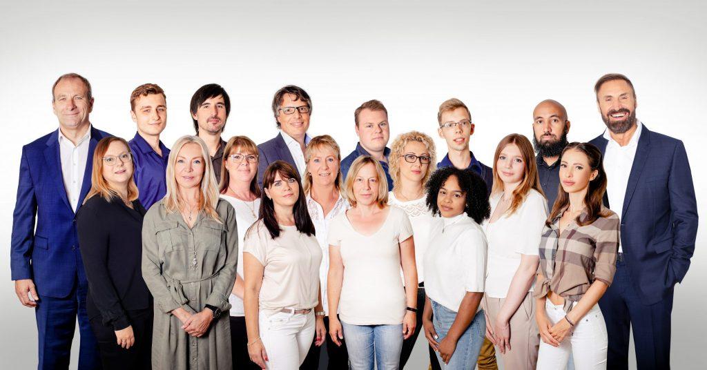 Teamfoto SANUS AG